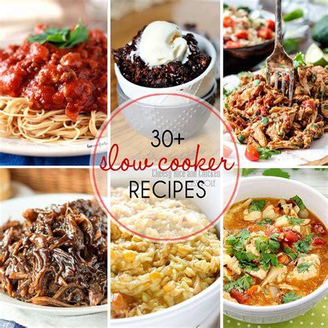 30 best crock pot recipes 30 cooker recipes let s dish recipes