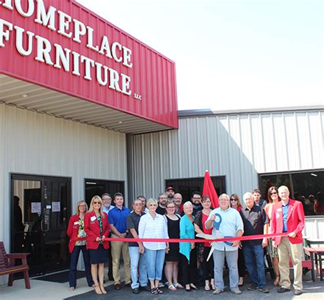 home place furniture holds ribbon cutting jonesboro