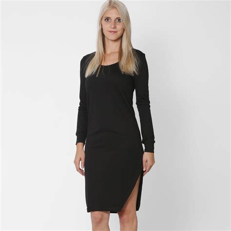 Sleeve Asymmetrical Dress lanston sleeve asymmetrical dress womens apparel at