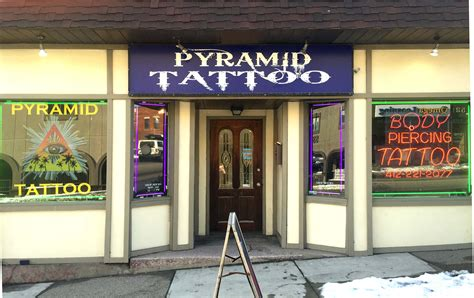 bridgeville tattoo pyramid bridgeville pa 15017 yp