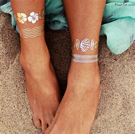 flash tattoo kuwait complement your jewellery with flash tats jewellery