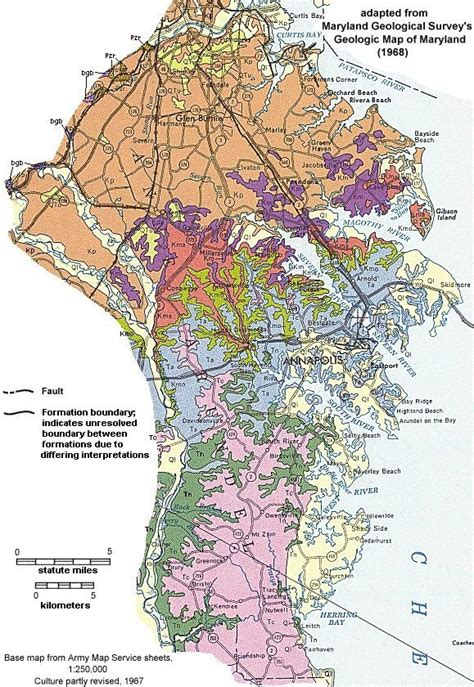 maryland geologic map 17 best images about genealogy of polk or pollock family