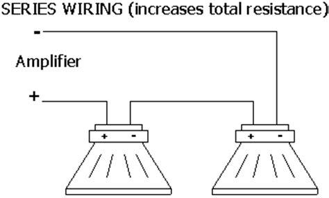 hooking up resistors in series speaker sub wiring custom car stereo complete car audio building guide