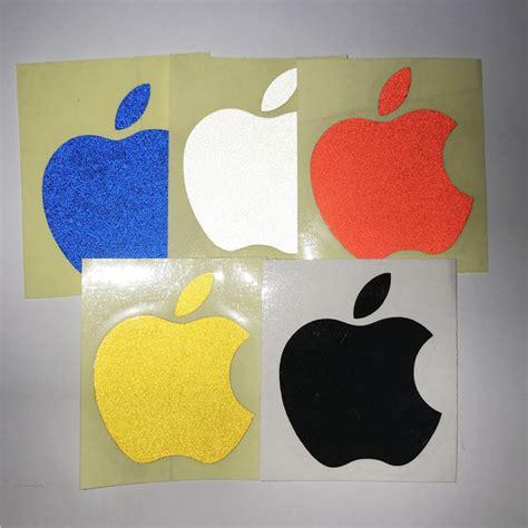 Apple Aufkleber Auf Auto by Kaufen Gro 223 Handel Apple Autoaufkleber Aus China