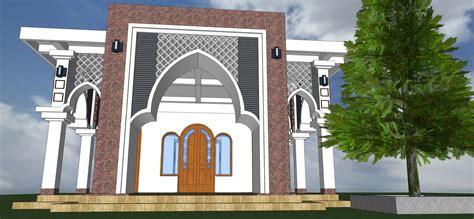 desain rumah sederhana leter  desain terbaru rumah
