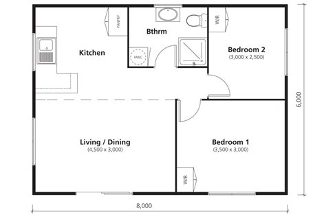 sunshine homes floor plans small 2 bedroom 48sqm transportable new home sunshine homes
