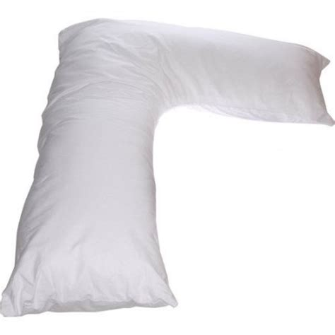 deluxe comfort v side boomerang sleeper pillow cover