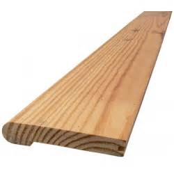 Stair Treads Pine by Knotty Southern Yellow Pine Unfinished Landing Tread 60 In