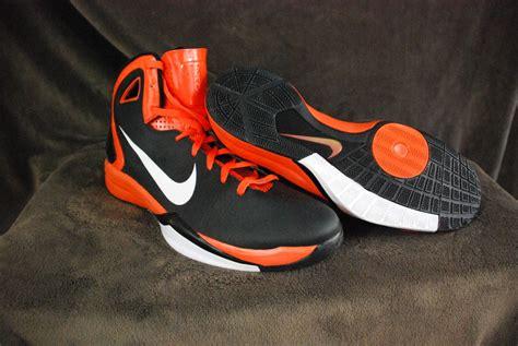 flywire nike basketball shoes nike mens hyperdunk flywire basketball shoes nwob orange