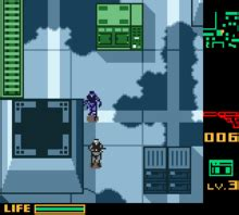metal gear solid gameboy color metal gear ghost babel