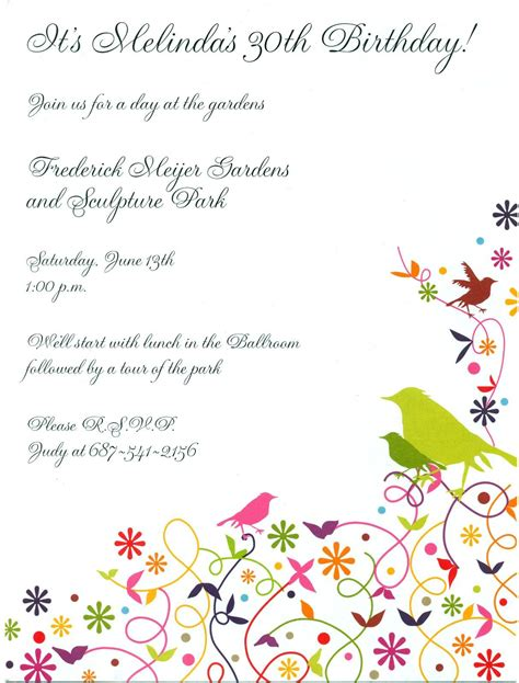 birthday invitation card templates word expin franklinfire co