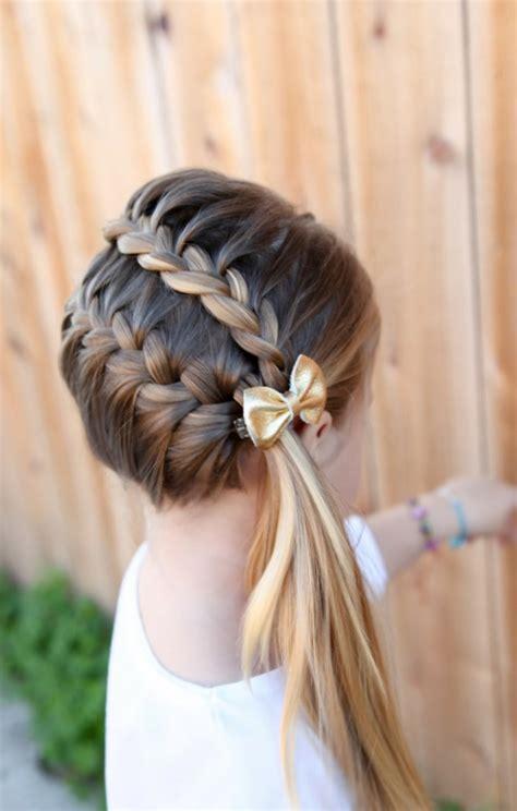 los mejores peinados de fiesta para ni as youtube peinados originales para ni 241 a