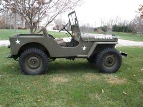 1947 jeep willys for sale 1946 willy jeep cj2a for sale photos technical