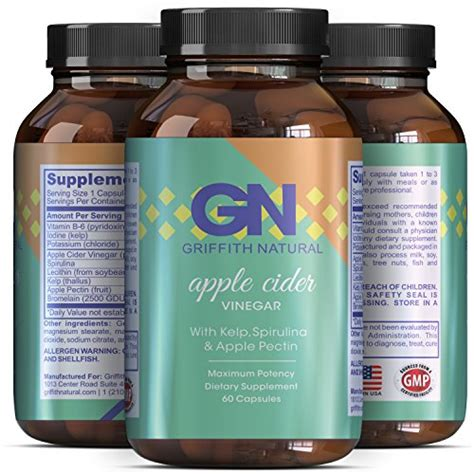 Benefits Of Detox Capsules by Apple Cider Vinegar Weight Loss Detox Supplement