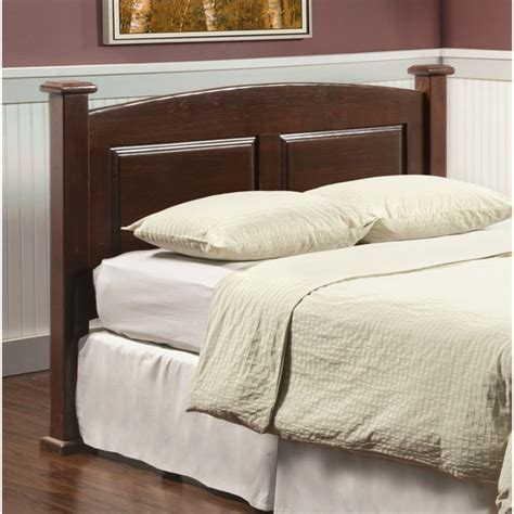 Curved Headboards by Furniture Of America Legales King Curved Panel Headboard In Cherry Idf Am7963ek