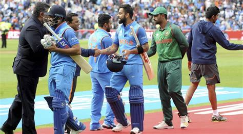 india vs bangladesh yet again bangladeshi cricket fans insult india by