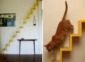 unique cat furniture cat trees scratchers living with pets unique cat furniture kittyloft pets trends