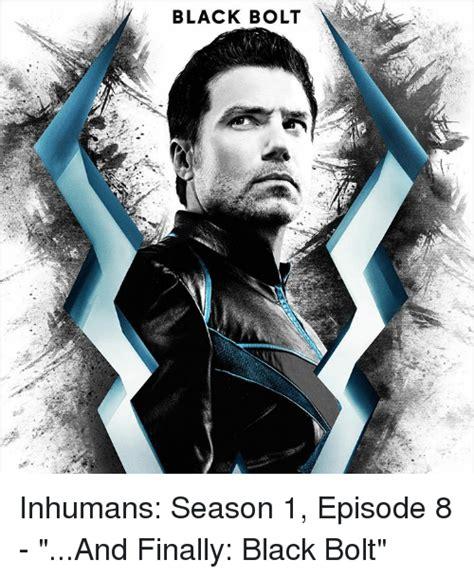 dramafire black episode 8 black bolt inhumans season 1 episode 8 and finally black