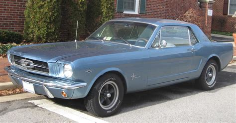 1st mustang file 1st ford mustang coupe jpg wikimedia commons