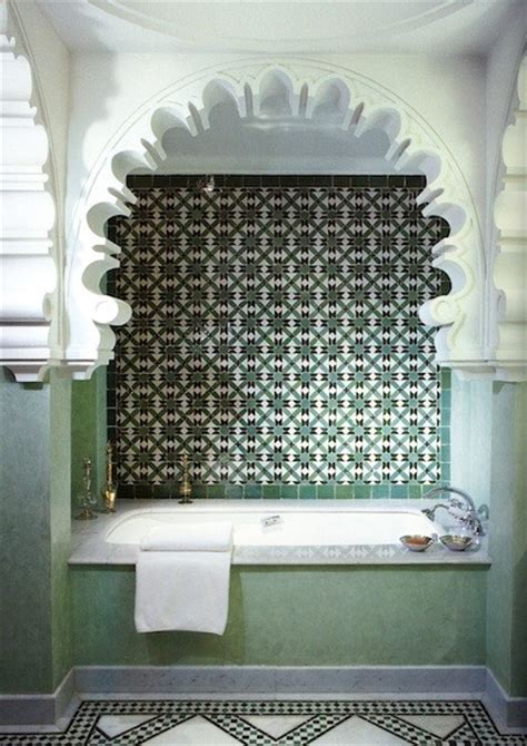 moroccan bathroom tile moroccan bathroom