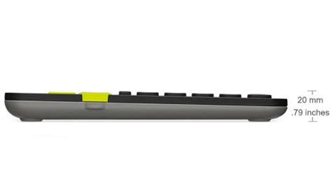 Keyboard Wireless Bluetooth Multi Device K480 Logitech Original logitech bluetooth multi device keyboard k480 11street