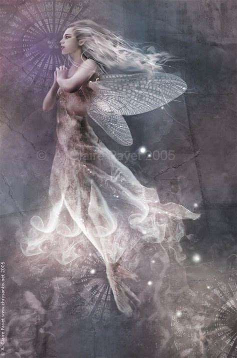 Nature S Fairy Nymphs Magical Elves Sprites Pixies And Light Fairies