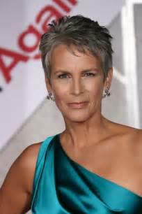 hair sryles middle age not celebreties hollywood s hottest short hairstyles jamie lee curtis lee curtis and jamie lee
