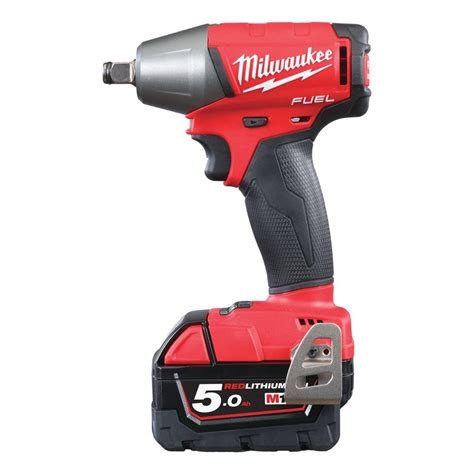 Milwaukee Address Lookup M18 Fuel 189 Impact Wrench With Friction Ring M18 Fiwf12 Milwaukee Tools