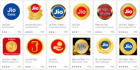 Play Store Jio Interested In Bitcoin Alternative Jio Coin Don T Fall For