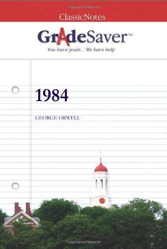 gradesaver tm classicnotes the gradesaver tm classicnotes 1984 study guide wfc vce 1984 language students