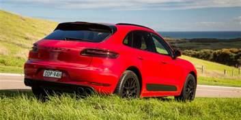 Porsche Macan Reviews 2016 Porsche Macan Gts Review Caradvice