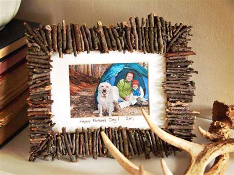 frame ideas 17 diy picture frames crafty ideas tutorials