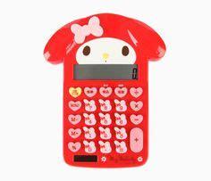 Kalkulator Hello Ribbon 1000 images about my melody stationery on my