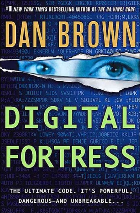 science books digital fortress dan brown