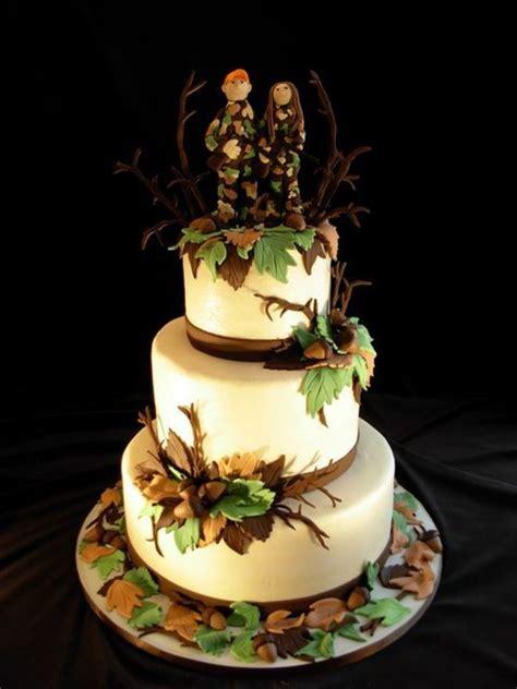Hochzeitstorte Jagd by Wedding Cake Cakecentral