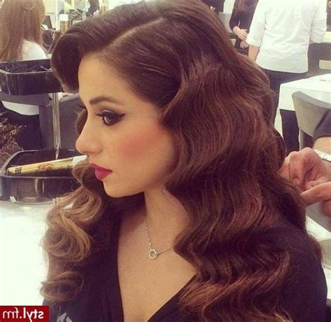 hairstyles on pinterest 42 pins 15 photo of long hair vintage styles