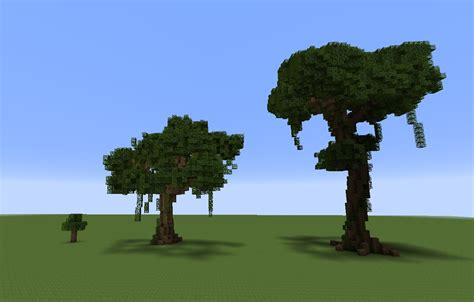 minecraft tree tutorial building with grian minecraft tree tutorial