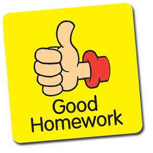 home work homework thumb 16mm square stickers sheet of 140