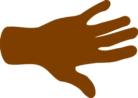Black Hand | black hand clip art at clker com vector clip art online
