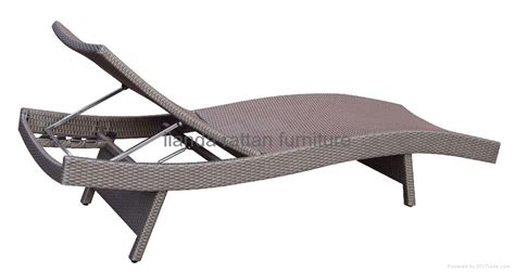 reclining lounger outdoor reclining outdoor rattan lounge sun lounger ld4035