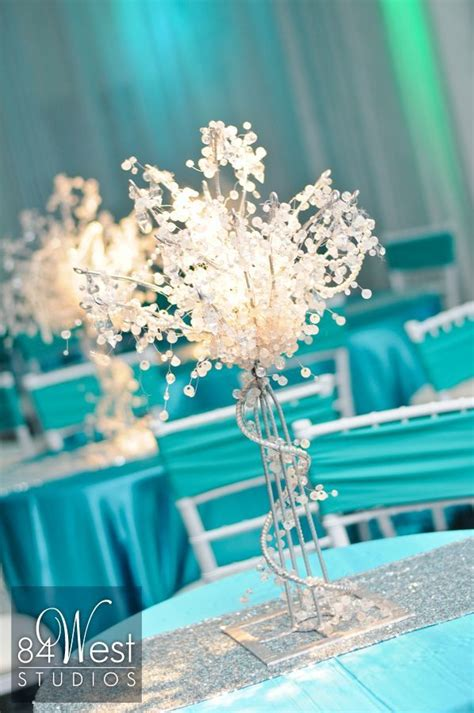 25 best ideas about sweet 16 centerpieces on