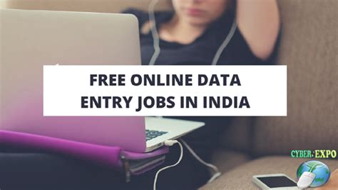 Free Work From Home Data Entry Jobs Online - online data entry jobs 1 registration fees 2 years free