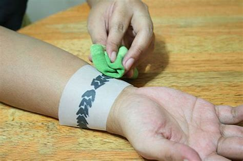 how to make your own temporary tattoos make a temporary pictures a and create