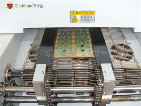 kic layout editor 万德盛 标准型全电脑六温区网带式回流焊机 上海凝睿电子科技有限公司 贴片元件盒 小批量电路板焊接 pcb