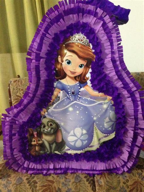 como aser piata de la princesa sofia pi 241 ata princess sofia pi 241 ata frozen sofia pinterest