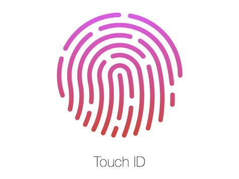 touch id icon sketch freebie download free resource for