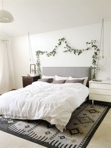 bedroom garland best 25 eucalyptus garland ideas on pinterest