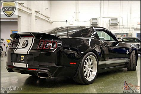 mustang shelby for sale ford mustang shelby gt500 super snake