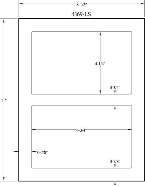4x6 Label Template Pertamini Co 4x6 Label Template