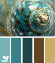 teal color schemes teal brown and gold home